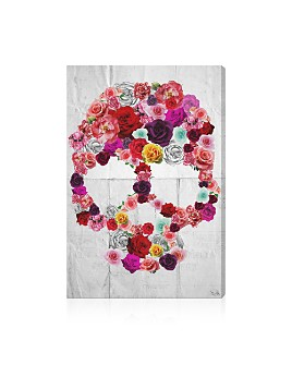 Oliver Gal - Bed of Roses Wall Art