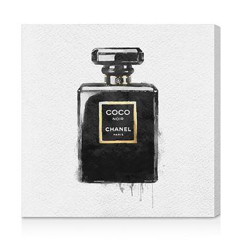 """Oliver Gal - Noir Wall Art, 10"""" x 10"""""""