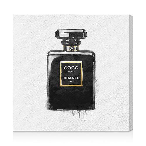 """Oliver Gal - Noir Wall Art, 20"""" x 20"""""""