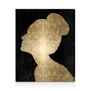 Oliver Gal Flower Built Glam Wall Art, 20 x 24