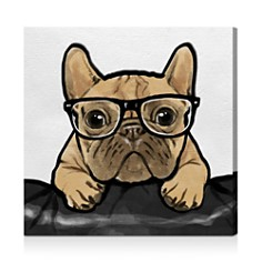 Oliver Gal Nerdy Frenchman Wall Art - Bloomingdale's_0