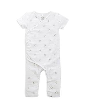 Aden and Anais Unisex Kimono Style Coverall - Baby