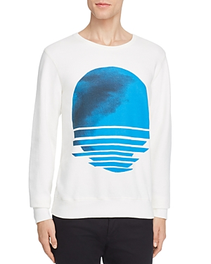 Scotch & Soda Sunset Graphic Sweatshirt