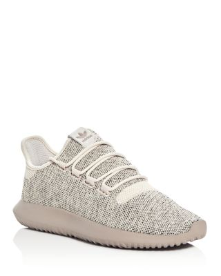 Tubular Shadow Knit Lace Up Sneakers