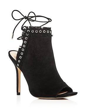 Sam Edelman Artie Ankle Tie High Heel Sandals