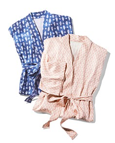 Sky Printed Robe - 100% Exclusive - Bloomingdale's Registry_0