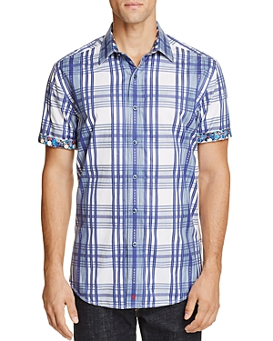 Robert Graham East Timor Plaid Classic Fit Button-Down Shirt