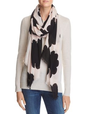 kate spade new york Petal Stamp Scarf