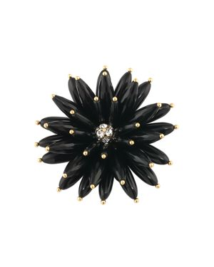 Trina Turk Large Flower Pin