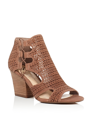 Vince Camuto Corbina Perforated Caged Sandals