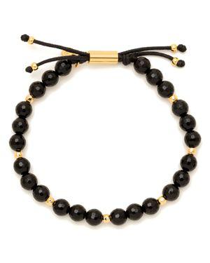 Gorjana Onyx Power Bracelet