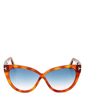 0cb0351bac8 Tom Ford - Women s Arabella Cat Eye Sunglasses