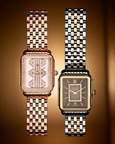 MICHELE - Deco II Two-Tone Watch Bracelet, 16mm - 100% Exclusive