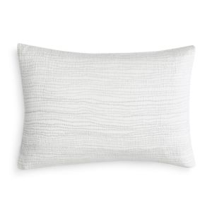 Oake Matelasse Dot King Sham - 100% Exclusive
