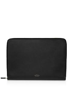 """Smythson - Panama 15"""" Laptop Case"""