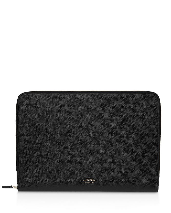 "Smythson - Panama 15"" Laptop Case"
