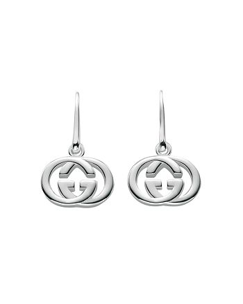1c84774aa22 Gucci - Sterling Silver Britt Earrings