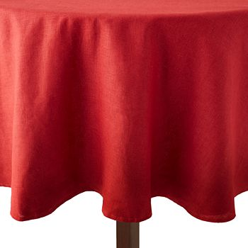 "SFERRA - Festival Tablecloth, 90"" Round"