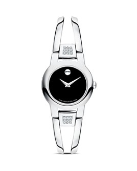 Movado - Amorosa Watch with Diamonds, 24mm