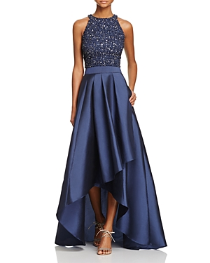 Adrianna Papell Sequin-Bodice Two-Piece Ball Gown - 100% Exclusive