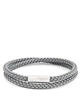 Tateossian - Rubber Cable Bracelet