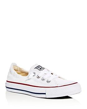 Converse - Women's Chuck Taylor All Star Shoreline Slip-On Sneakers