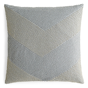Oake Beaded Decorative Pillow, 18 x 18 - 100% Exclusive