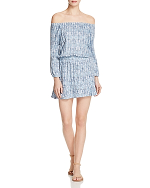 Soft Joie Sarnie Off-the-Shoulder Dress