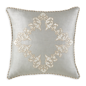 Waterford Olivette Embroidered Decorative Pillow, 16 x 16