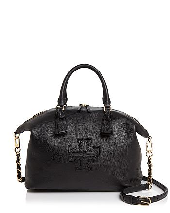 5d96799ad980 Tory Burch - Harper Slouchy Leather Satchel