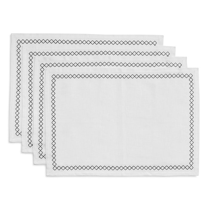 SFERRA - Perry Placemats, Set of 4
