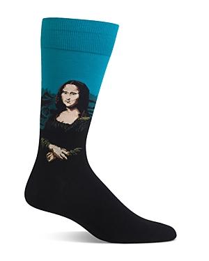 Hot Sox Mona Lisa Socks