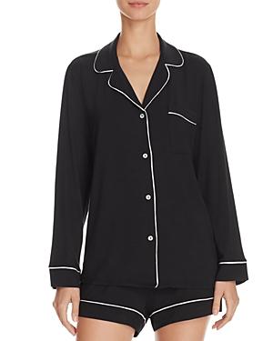 Eberjey Gisele Long Sleeve Short Pajama Set-Women