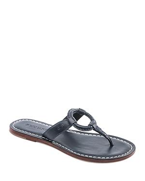 Bernardo Matrix Thong Sandals