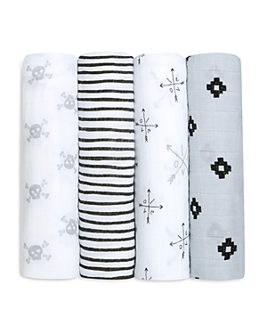 Aden and Anais Lovestruck Swaddles, Pack of 4