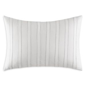 Vera Wang Striped Seams Decorative Pillow, 12 x 16