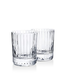 Baccarat - Harmonie Double Old Fashioned Glass, Set of 2
