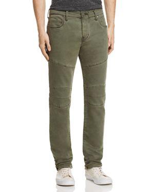 True Religion Rocco Biker Slim Fit Jeans