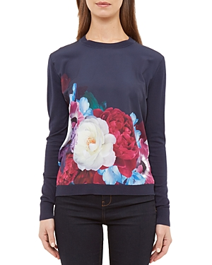 Ted Baker Blushing Bouquet Sweater