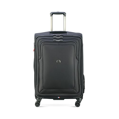 "Delsey - Cruise Soft 25"" Expandable Spinner with Suiter"