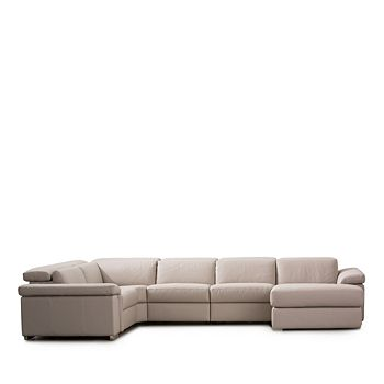Giuseppe Nicoletti - Mover Motion 5-Piece Sectional - Right Facing Chaise - 100% Exclusive