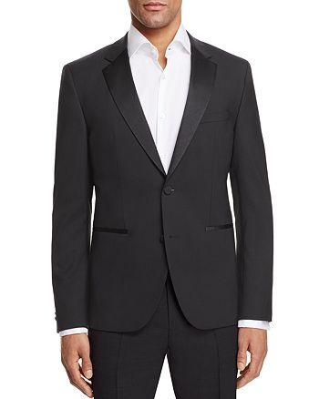 HUGO - Regular Fit Tuxedo Suit Separates