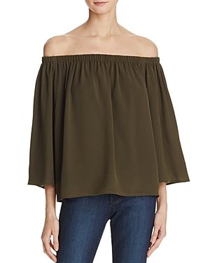 French Connection Off-the-Shoulder Top