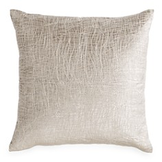 "Donna Karan Tidal Metallic Embroidered Velvet Decorative Pillow, 18"" x 18"" - Bloomingdale's_0"