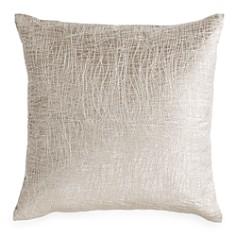 "Donna Karan Tidal Metallic Embroidered Velvet Decorative Pillow, 18"" x 18"" - Bloomingdale's Registry_0"
