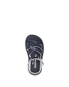 Salt Water Sandals - Girls' Sun San Swimmer Sandals - Walker, Toddler
