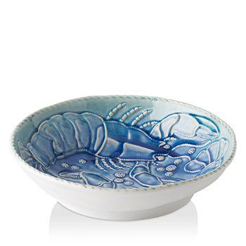 Juliska - Berry & Thread Delft Ombré Lobster Serving Bowl