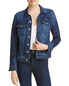 7 For All Mankind - Classic Denim Jacket in Eden Port
