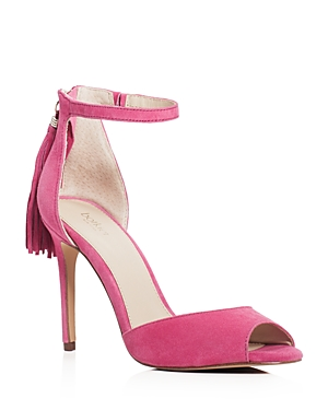Botkier Anna Ankle Strap High Heel Sandals