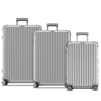 Rimowa - Electronic Tag Topas Luggage Collection